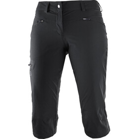 Salomon Wayfarer Capri Damen black
